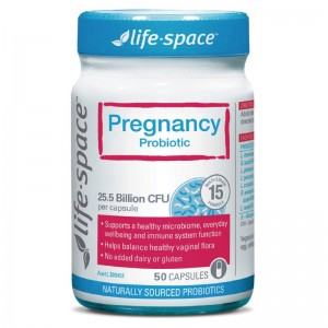 Probiotic for Pregnancy & Breastfeeding 50 capsules