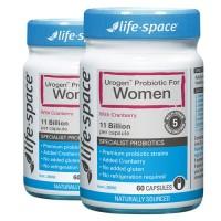 Lifespace Women's Microflora Probiotic Capsules 60