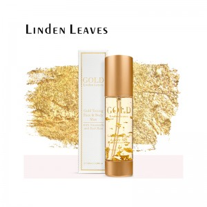 Linden Leaves 洋甘菊金箔 补水保湿舒缓修复肌肤 爽肤水喷雾 30毫升