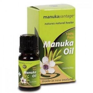 Manuka Vantage 100% Pure Manuka Oil 10ml
