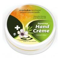 Manuka Vantage Repairing  Hand Cream with Manuka Honey & Manuka Oil 100ml