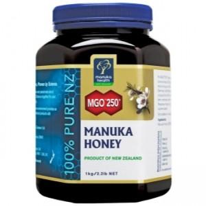 manuka health 蜜纽康麦卢卡蜂蜜 MGO250+ 1kg