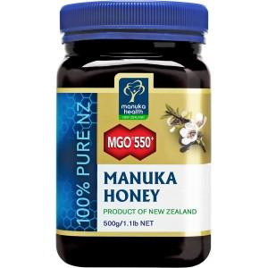 manuka health 蜜纽康麦卢卡蜂蜜 MGO550+ 500g