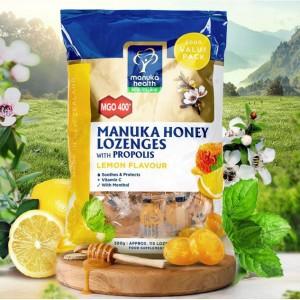 Manuka Honey Lozenges with Propolis 500g