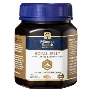 manuka health Royal Jelly 365 Caps