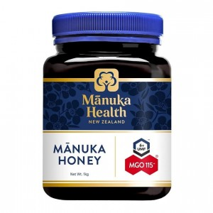 manuka health MGO 100+ Manuka Honey 1kg
