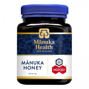 manuka health Manuka Honey MGO263+ 1kg