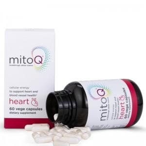 MitoQ Heart Capsule 60