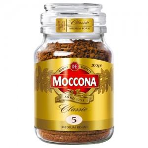 Moccona dark roast no.8 100g