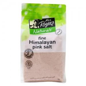 Mrs Rogers 喜马拉雅天然粉盐1kg (玫瑰盐)