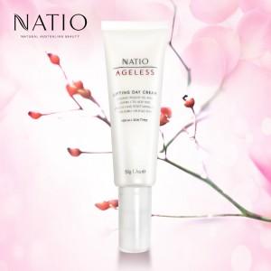 Natio娜缇欧冻龄系列提拉日霜50g 紧致淡化细纹保湿补水