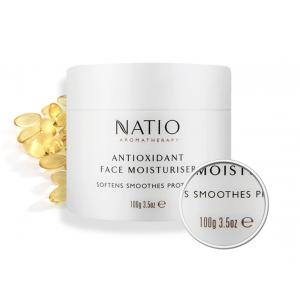 Natio antioxidant face moisturizer 100g