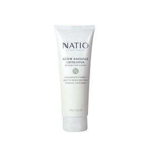 Natio娜缇欧芳香疗法系列醒肤亮彩去角质磨砂膏100g