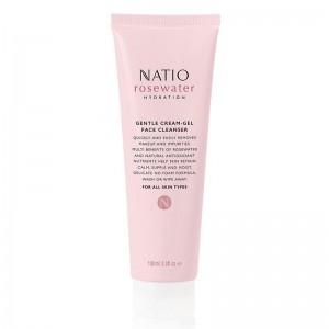 Natio 娜缇欧玫瑰系列 温和洁面乳 100ml
