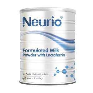 Neurio Formulated Milk Powder With Lactoferrin 60g
