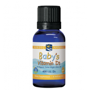 Nordic Natural Baby's Vitamin D3