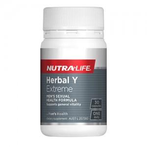 Nutralife Herbal Y Extreme 30 Caps