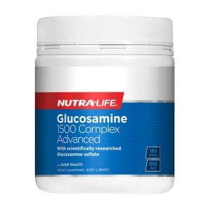 Nutralife Glucosamine 1500 Complex Advanced 180 Caps