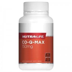 Nutralife 纽乐辅酶CoQ10胶囊 60粒