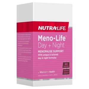 Nutralife Meno-Life 纽乐 女性更年期缓解胶囊 60粒