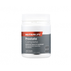 Nutralife Prostate Complete 60 Caps
