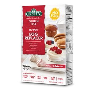 ORGRAN 不含蛋的鸡蛋替代品 200克