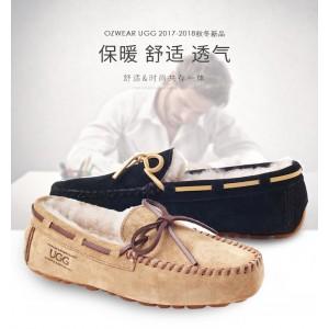 OZWEAR UGG OB300 防泼水毛豆豆鞋(3.5CM内增高)