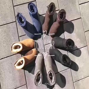 【澳洲直邮】OZLANA OZ0001WR 防泼水 迷你低帮经典靴