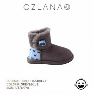 【澳洲直邮】OZLANA UGG OZ4003-1 Front Row Cat 网红猫 儿童雪地靴