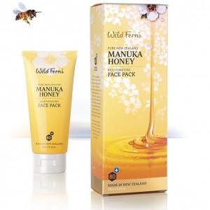 Parrs Wild Ferns Manuka Honey Rejuvenating Face Pack 95ml