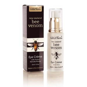 Parrs Wild Ferns Bee Venom Eye Creme With Active Manuka Honey 30ml