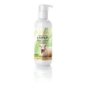 Parrs 帕氏 Wild Ferns 绵羊油身体乳 230ml 含牛油果和玫瑰果油