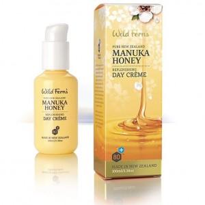 Parrs Wild Ferns Manuka Honey Replenishing Day Creme 100ml