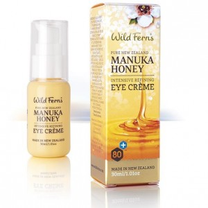 Parrs Wild Ferns Manuka Honey Intensive Refining Eye Creme 30ml