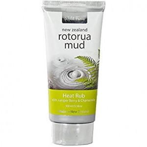Parrs Rotorua Mud Heat Rub with Juniper Berry and Chamomile 100ml