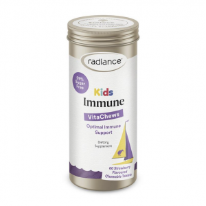 Radiance Kids VitaChews Immune 60 Chewable Tablets