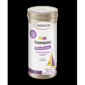 Radiance Kids Immune Vitachews 60's