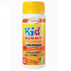 Radiance 儿童免疫强化软糖 60粒