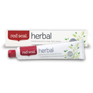red seal Herbal Toothpaste 110g