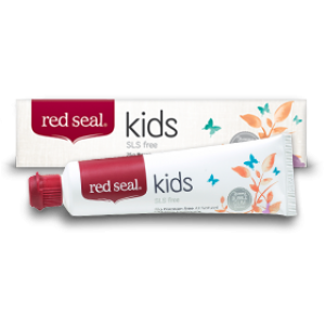 red seal Natural Kids Toothpaste 100g