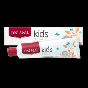 red seal 红印牌天然儿童牙膏100g