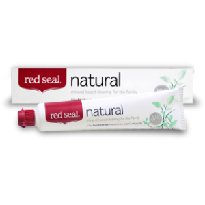 red seal Natural SLS Free Toothpaste 110g