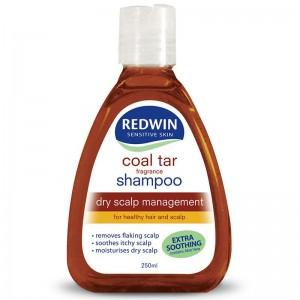 Redwin 煤焦油洗发水250mL 专业去屑/止痒