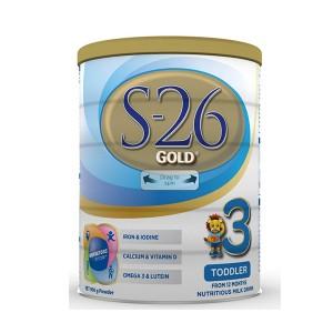 【新西兰直邮】S26 惠氏S26金装3段 适合1岁以上宝宝 6罐包邮 保质期2020-12