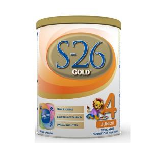 【新西兰直邮】S26 惠氏S26金装4段 适合2岁以上宝宝 6罐包邮 保质期2020-11
