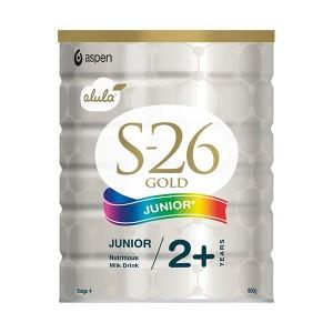 【澳洲直邮】S26 惠氏S26金装4段 适合2岁以上宝宝 6罐包邮 保质期2020-10 需要身份证号码