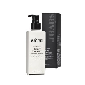 Savar Luxury Face Wash 180ml
