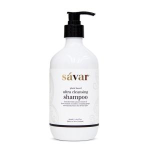Savar 超级净化洗发水 500ml