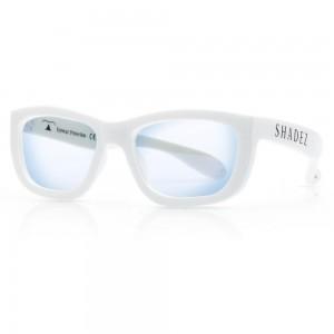 【包邮】Shadez 视得姿 儿童防蓝光眼镜 防辐射护眼 3-7岁 白色