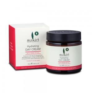 Sukin苏芊 玫瑰果油补水滋润 美白温和舒缓 保湿日霜 120ml